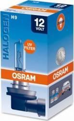 Bec auto Osram H9 12V 65W PGJ 19-5 Becuri si sigurante auto