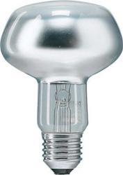 Bec incandescent Philips REFL 100W E27 230V NR80 25D 1CT 30