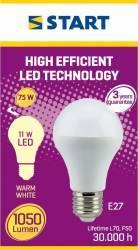Bec LED MAT CLASIC A, START, 1050lm Becuri