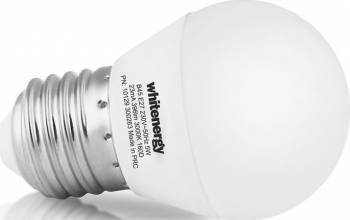 Bec LED Whitenergy 10 SMD 5W E27 WW 230V