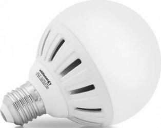 Bec LED Whitenergy 15 SMD 12W E27 WW 230V Becuri