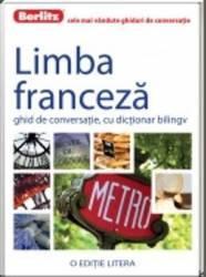 Berlitz - Limba franceza - Ghid de conversatie cu dictionar bilingv