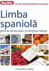 Berlitz - Limba spaniola - Ghid de conversatie cu dictionar bilingv