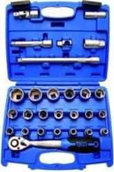 Set chei tubulare 1/2'' 8-32MM 27 BUC BG-2224 Scule de mana