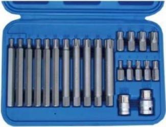 BG-5013 Set varfuri ribe 22BUC Scule de mana
