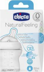 Biberon 150 ml Chicco Step Up T.S. flux normal