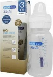Biberon PP 260 ml BebeduE Medic Alimentatie