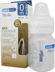 Biberon Sticla 160 ml BebeduE Medic Alimentatie