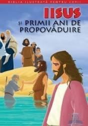 Biblia ilustrata pentru copii vol.8 Iisus si primii ani de propovaduire Carti