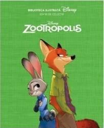 Biblioteca ilustrata Disney Zootropolis - Editie de colectie