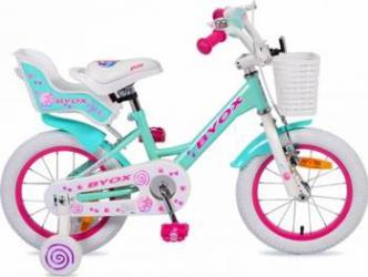 Bicicleta Copii Byox 14 Cupcake Biciclete pentru copii