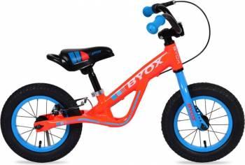 Bicicleta Copii Fara Pedale Moni Balance Jogger Rosu Biciclete pentru copii