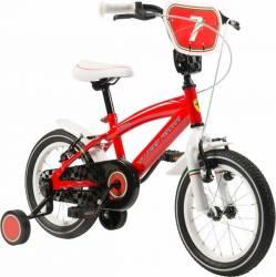 Bicicleta copii Kidteam Ferrari 12 ATK Bikes Biciclete pentru copii