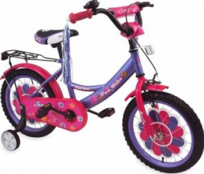 Bicicleta copii MyKids Jenny 777 G Violet 12 Biciclete pentru copii
