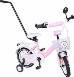 Bicicleta copii MyKids Toma Exclusive 1203 Pink