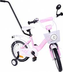 Bicicleta copii MyKids Toma Exclusive 1403 Pink