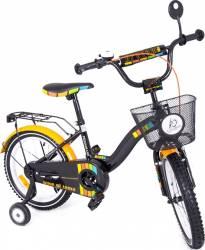 Bicicleta copii MyKids Toma Exclusive 1602 Orange