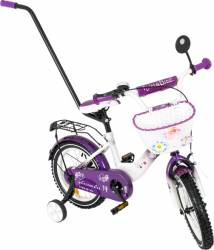 Bicicleta copii MyKids Toma Princess Violet 14 Biciclete pentru copii