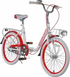 Bicicleta copii pliabila Lambretta red 20 ATK Bikes Biciclete pentru copii