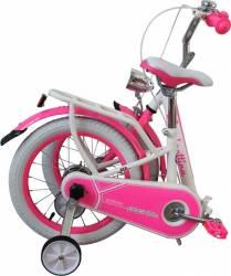 Bicicleta copii pliabila Lambrettina pink 12 ATK Bikes Biciclete pentru copii