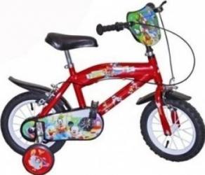 Bicicleta copii Toimsa 12 Mickey Mouse Club House Boys Biciclete pentru copii