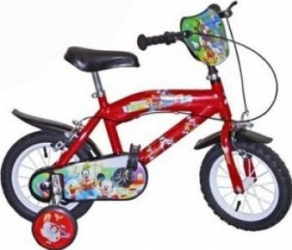 Bicicleta copii Toimsa 14 Mickey Mouse Club House Boys Biciclete pentru copii