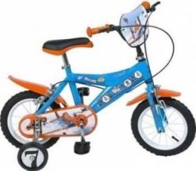 Bicicleta copii Toimsa 14 Planes Biciclete pentru copii
