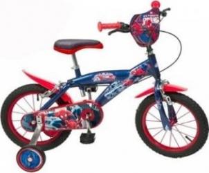 Bicicleta copii Toimsa 14 Spiderman Biciclete pentru copii
