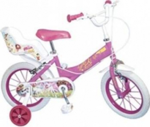 Bicicleta copii Toimsa 16 Mia and Me Biciclete pentru copii