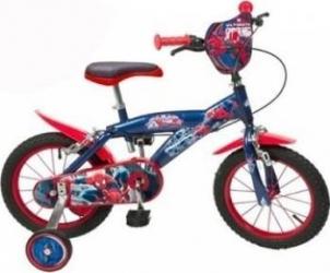 Bicicleta copii Toimsa 16 Spiderman Biciclete pentru copii
