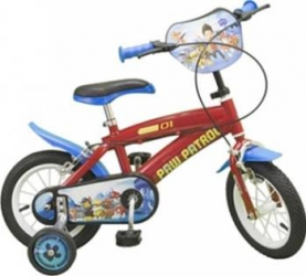 Bicicleta copii Toimsa Paw Patrol 12 Biciclete pentru copii