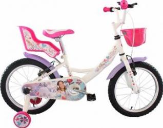Bicicleta copii Violetta 14 ATK Bikes Biciclete pentru copii