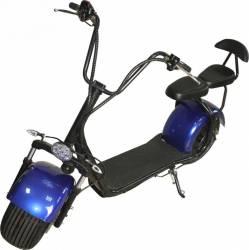 Bicicleta electrica Nova Vento Harley Blue