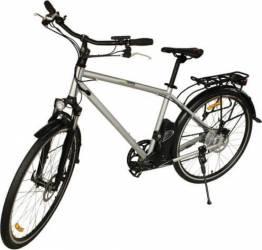 Bicicleta electrica Nova Vento Long Run L2803 Silver Vehicule electrice