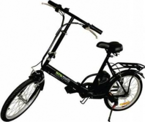 Bicicleta electrica Nova Vento Smart City T2009F Black Vehicule electrice
