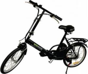 Bicicleta electrica Nova Vento Smart City T2009F Black Vehicule electrice