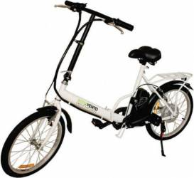 Bicicleta electrica Nova Vento Smart City T2009F White Vehicule electrice