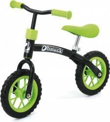 Bicicleta fara Pedale E-Z Rider 10 Black Green Biciclete pentru copii