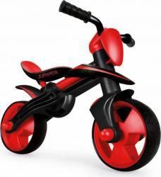 Bicicleta fara pedale neagra Injusa Jumper INJ501 Masinute si vehicule pentru copii