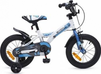 Bicicleta pentru copii Byox Rapid Albastru 14 Biciclete pentru copii