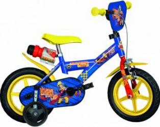 Bicicleta Pompierul Sam 123GL SIP