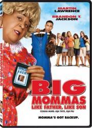 Big mommas like father like son DVD 2011 Filme DVD