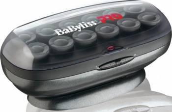 Bigudiuri Electrice BaByliss Pro 3025 12 buc. Gri Bigudiuri