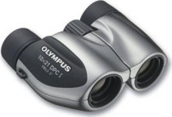 Binoclu Olympus 10x21 DPC I Silver Binocluri