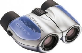 Binoclu Olympus DPC I 8x21 Steel-Blue