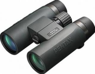Binoclu Pentax SD 10x42 WP Black
