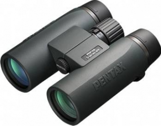 Binoclu Pentax SD 8x42 WP Black Binocluri