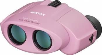 Binoclu Pentax UP 10x21 Pink