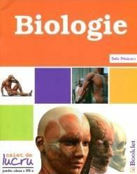 Biologie clasa 7 Caiet Ed.2014 - Delia Prisacaru