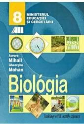 Biologie Clasa a 8-a Lb. Maghiara - Aurora Mihail Gheorghe Mohan